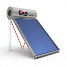 Calpak Mark 4 125lt/2.1m² Glass Επιλεκτικός Διπλής Ενέργειας